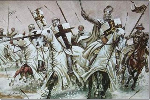 Рыцари Тевтонского ордена