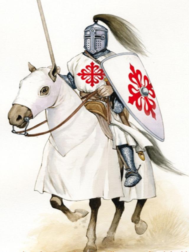 Рыцари Ордена Калатравы