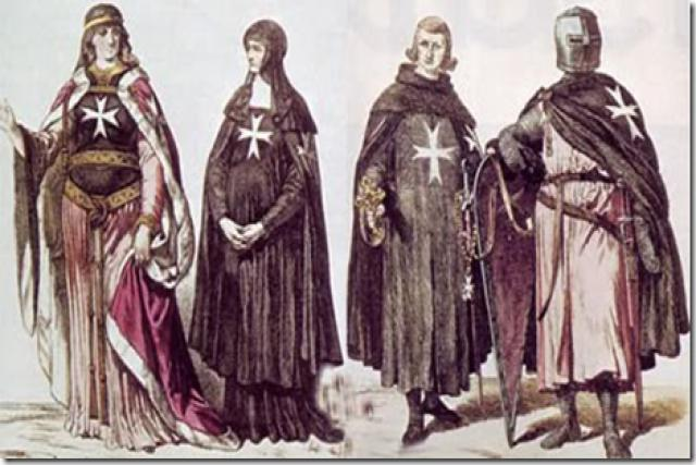 Caballeros de la Orden de Malta o Caballeros Hospitalarios