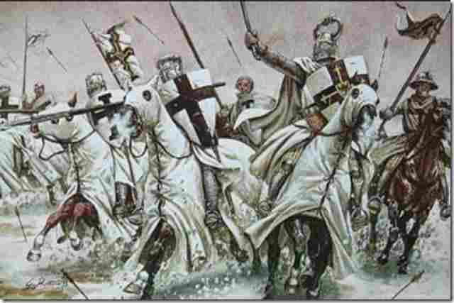 Caballeros de la Orden Teutónica