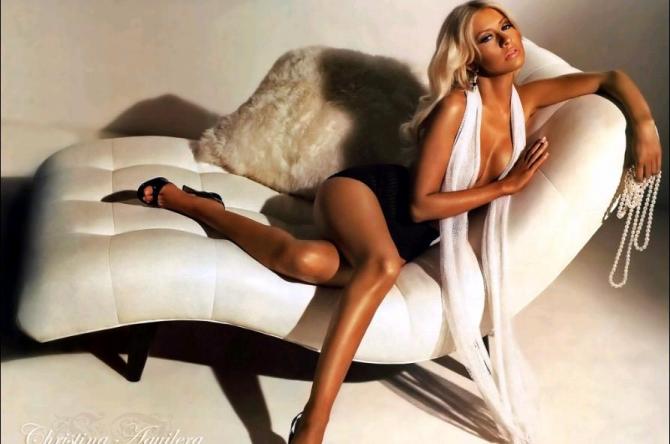 克里斯蒂娜·阿奎莱拉(Christina Aguilera)