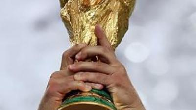 Futebol racha sem ganhar uma copa do mundo