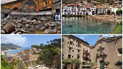 Самые красивые города в Каталонии