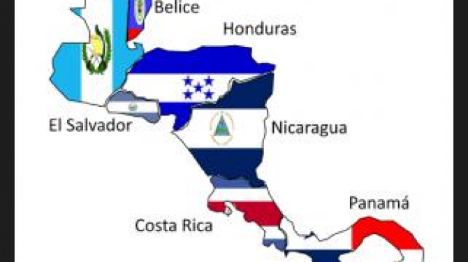 Most developed beaches in Central America, in the Pacific