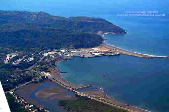 Puerto Caldera, Costa Rica