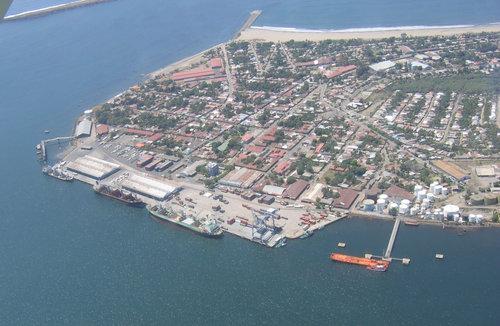 Puerto Corinto, Nicarágua