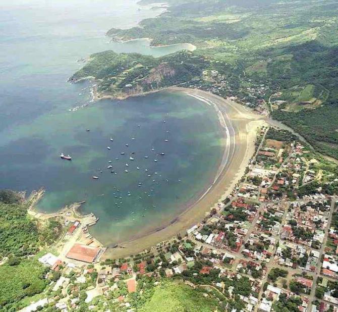 San Juan del Sur, Nicarágua