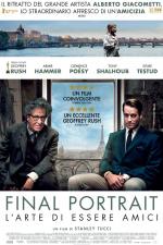 Final Portrait - L'arte di essere amici