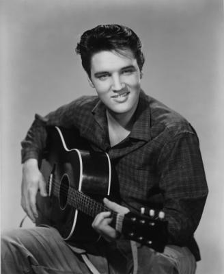 # 2 Elvis Presley
