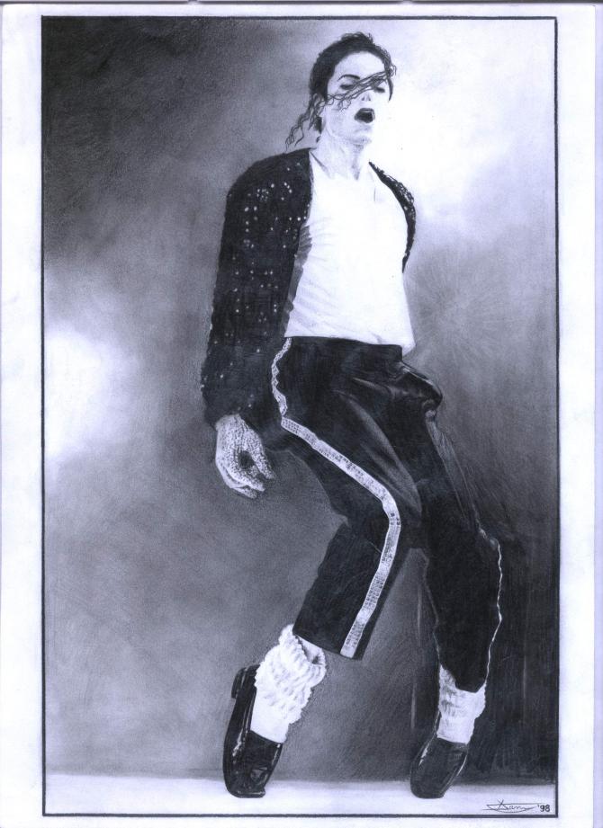 # 3 Michael Jackson