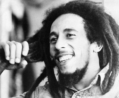 # 8 Bob Marley