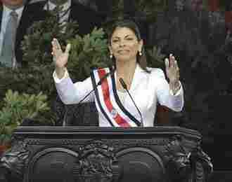 COSTA RICA-LAURA CHINCHILLA MIRANDA