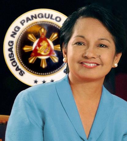 FILIPINAS-GLÓRIA-MACAPAGAL-ARROYO
