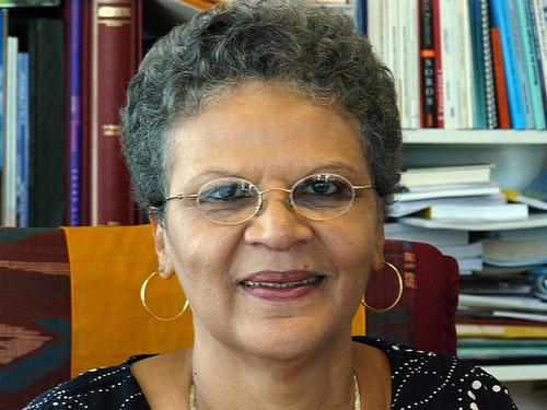 HAITI-MICHÉLE PIERRE-LOUIS