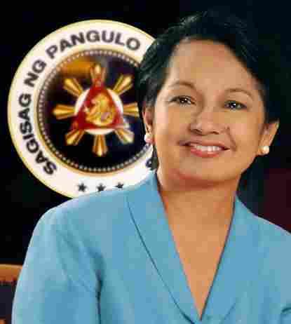 PHILIPPINES-GLORY MACAPAGAL-ARROYO