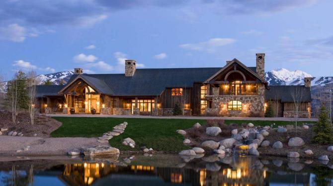 De dyraste husen runt om i världen