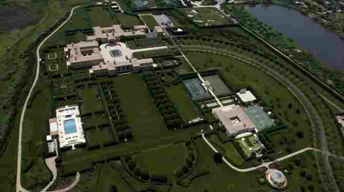 Fairfield Pond 'The Hamptons', Nueva York: US$220 millones