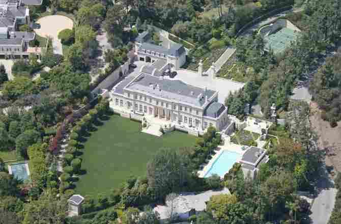 Fleur De Lys, Beverly Hills, California, EE.UU – $125 Millones