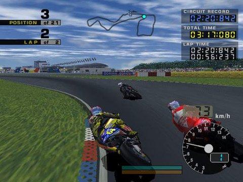 GP2 motorcycle