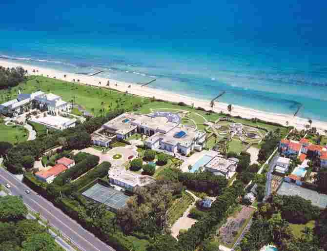 Maison de L'Amitie, Florida (EE.UU.): US$150 millones