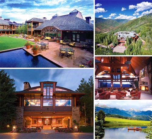 Ranch Hala, Aspen, Colorado (AS) - $ 135 Juta