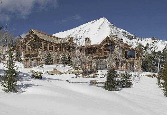 The Pinnacle, Montana (USA): 155 miljoner dollar