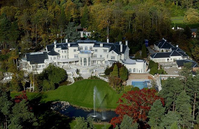 Updown Court, Surrey, England - 55 miljoner dollar