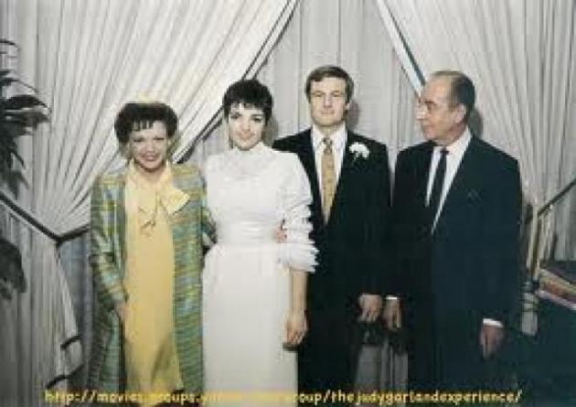 A família Minnelli