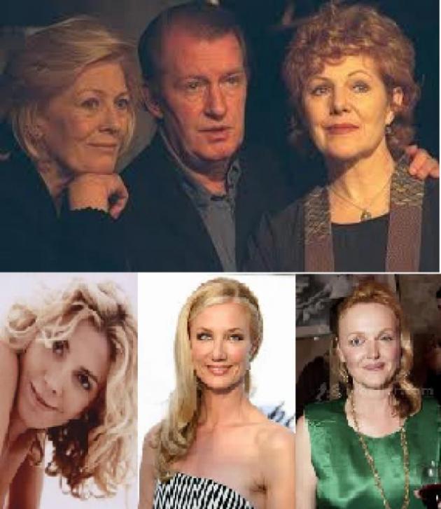 A família Redgrave-Richardson