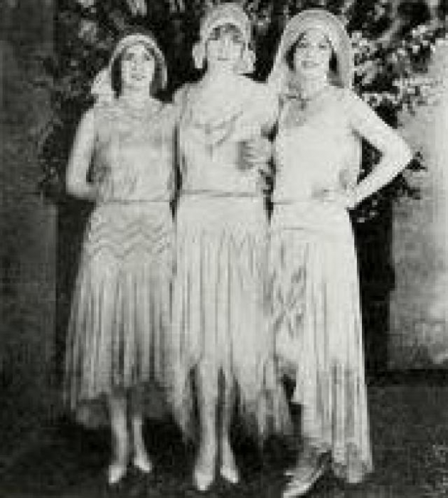 As Irmãs Talmadge