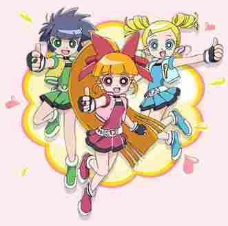 Demashita Power puff girls