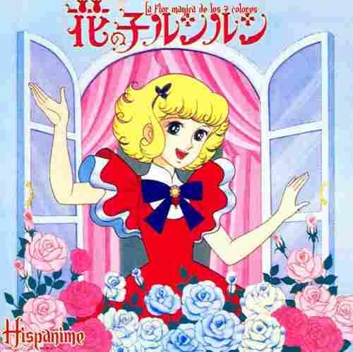 Engel das Blumenmädchen