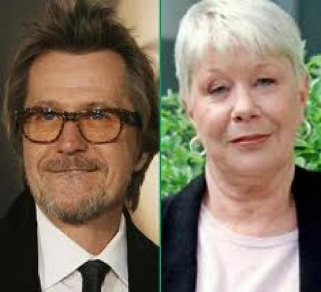 Gary Oldman e Laila Morse