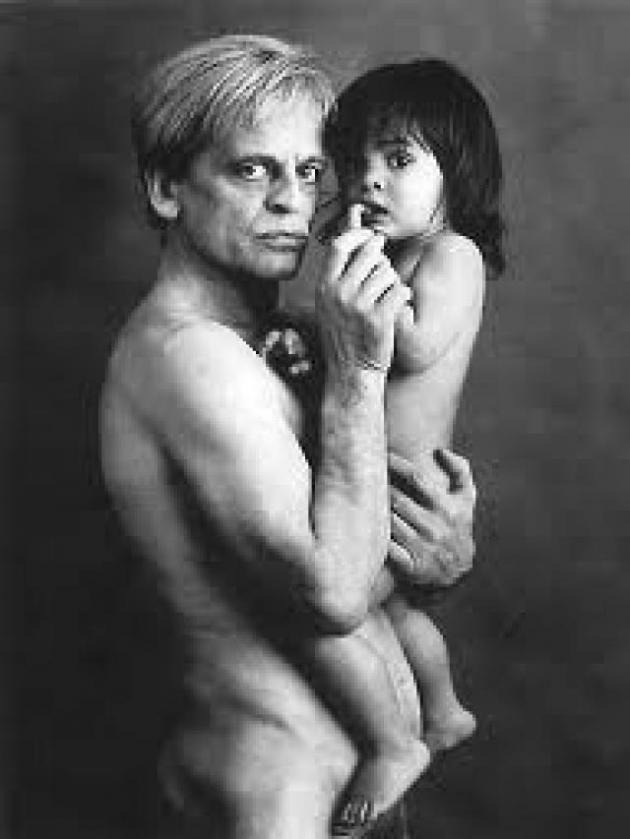 Klaus e Nastassja Kinski