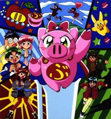 O Super Porco