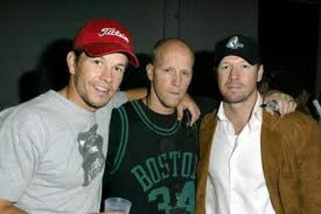 Os irmãos Wahlberg