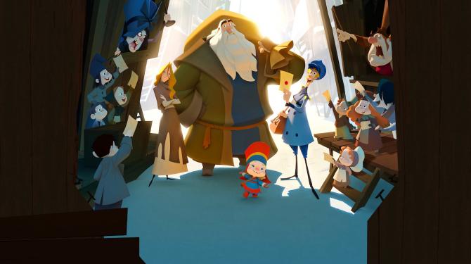 Najlepsze filmy Animacja 2019 roku