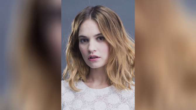 Best Lily James movies