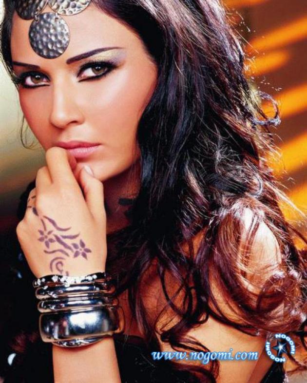 Cyrine Abdelnour (Beirute)