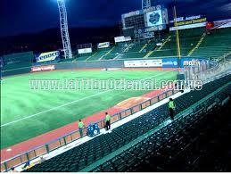 """Estádio Alfonso """"Chico"""" Carrasquel"""