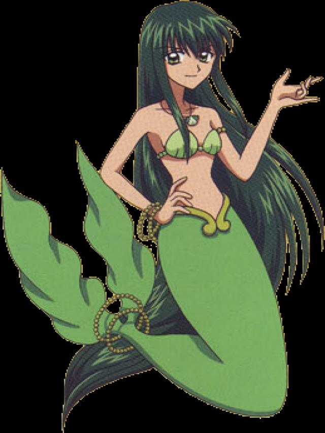 Rina (Mermaid Melody)