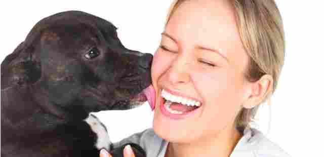 De kleine kus om je humeur te verbeteren
