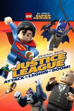 ЛЕГО Супергерои DC: Лига Справедливости - Атака Легиона Гибели!