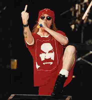 Axl Rose (Guns N'Roses)