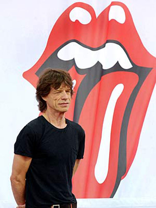 Mick Jagger (The Rolling Stones)