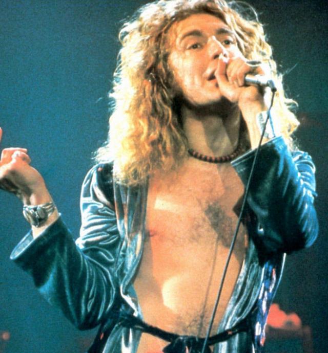 Robert Plant (Led Zeppelín)