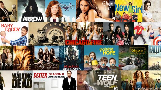 Las mejores series de televisión