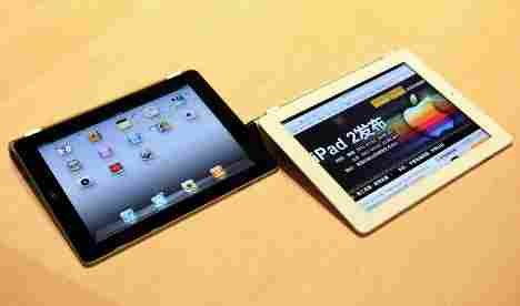 iPad two Tablet PC