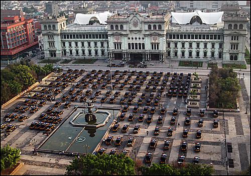 Гватемала Национальный дворец культуры