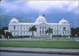 Президентский дворец Гаити